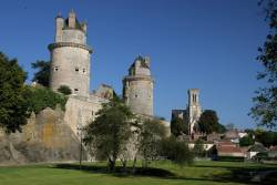 photo chateau vendée