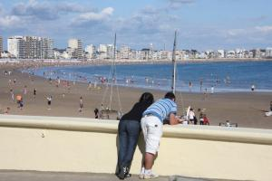 Photo couple les Sables d'Olonne