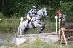 photo cheval sautant obstacle