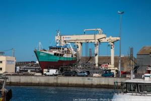 Photo chantier naval des sables d'olonne