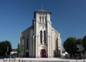 Photo eglise de sallertaine