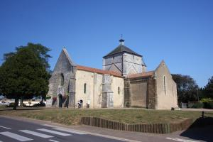 Photo eglise Sainte Radegonde Jard sur Mer