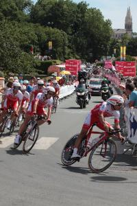 Photo equipe Cofidis Tour de France 2011