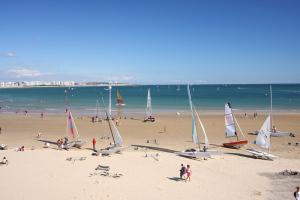Photo plage les Sables d'Olonne