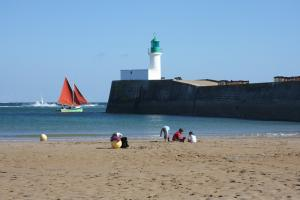 Photo phare les sables d'olonne
