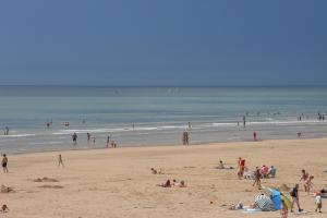 Photo plage de saint jean de monts
