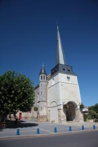 Photo de l'eglise de Notre Dame de Monts