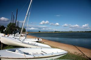 Photo base nautique de saint hilaire de riez