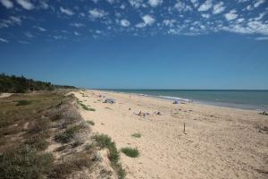 Photo dune plage notre dame de monts