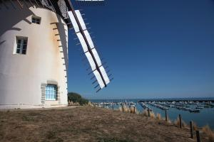 Photo moulin de jard sur mer