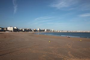 Photo grande plage les sables d'olonne
