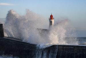 Photo phare la chaume les sables d olonne