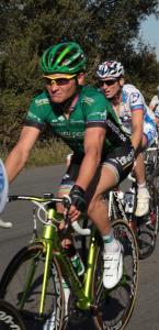 Photo Thomas Voeckler Tour de Vendée 2011