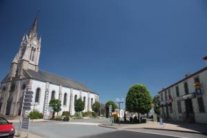 Photo Bourg de Saint Martin des Noyers