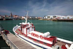Photo bateau excursion les sables d'olonne