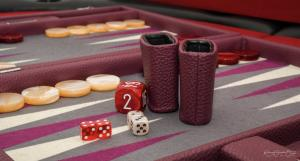 Photographie backgammon