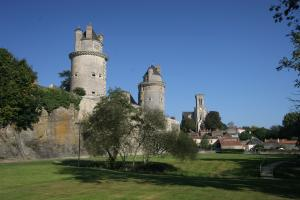 Photo du chateau d'apremont