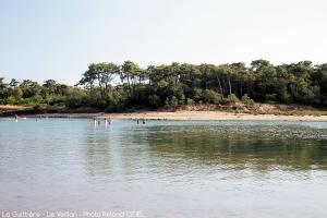 Photo plage du veillon talmont saint hilaire