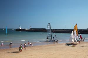 Photo phares les sables d'olonne