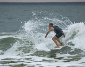 Photo surf aux sables d'olonne