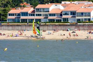 Photo plage et location de vacances Fromentine