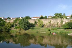 Photo remparts Vouvant