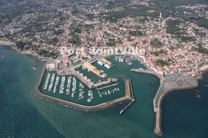 Photo aérienne Port Joinville