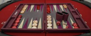 Photo du jeu backgammon