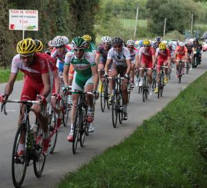 Photo equipe cofidis tour de vendee 2013