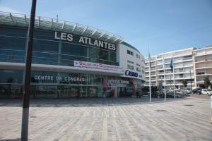 Photo centre des congres des sables