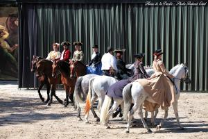 Photo cavaliers professionnels Haras de la Vendée
