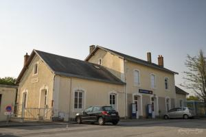 Photo gare de Chantonnay