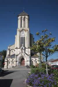 Photo eglise saint julien des landes
