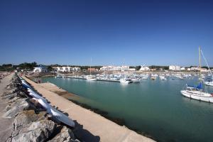 Photo port de plaisance Jard sur Mer