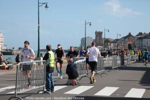 Photo coureurs des 10 km des sables d'olonne