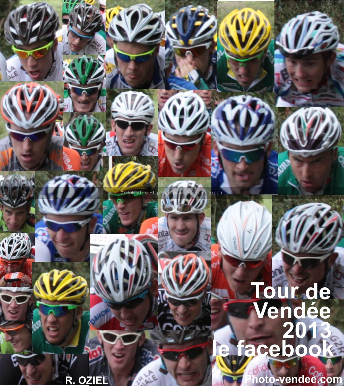 Photo insolite du tour de vendée 2013