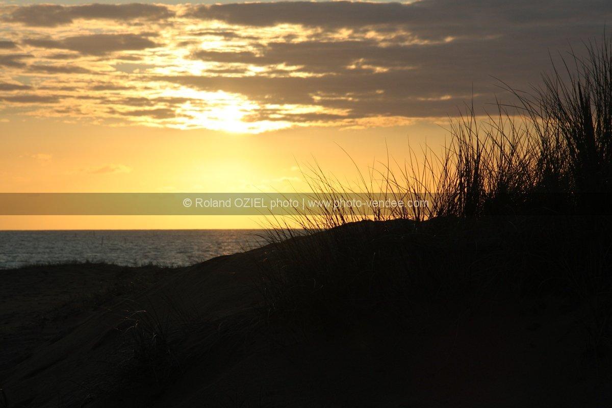 Photo coucher de soleil photo vend e - Heure coucher soleil lille ...