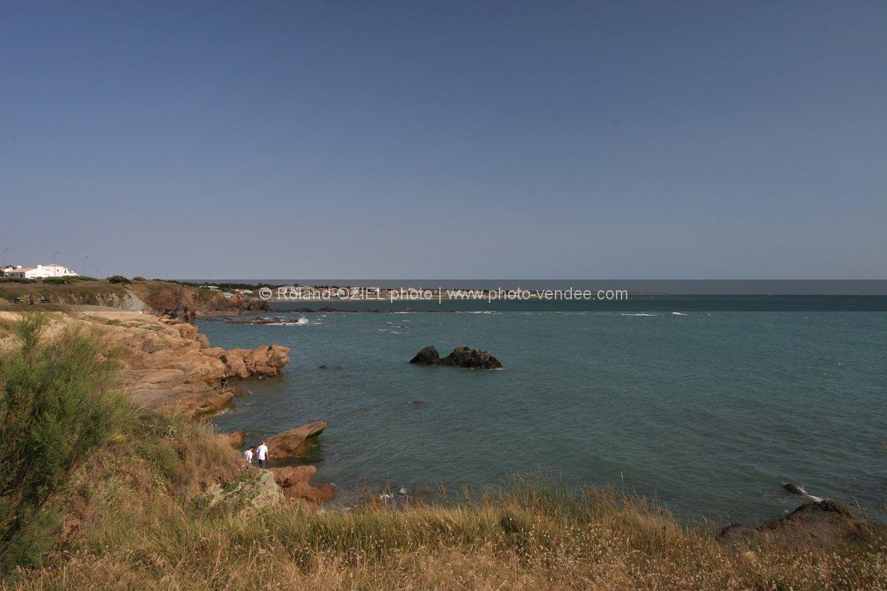 Photo bord de mer br tignolles photo vend e - Photo de bord de mer ...