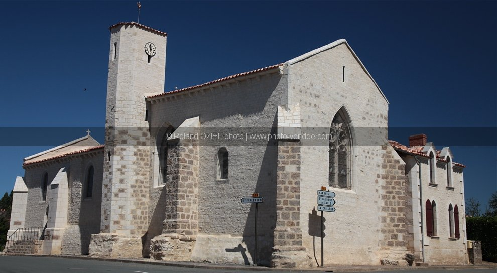 photo eglise saint martin des fontaines
