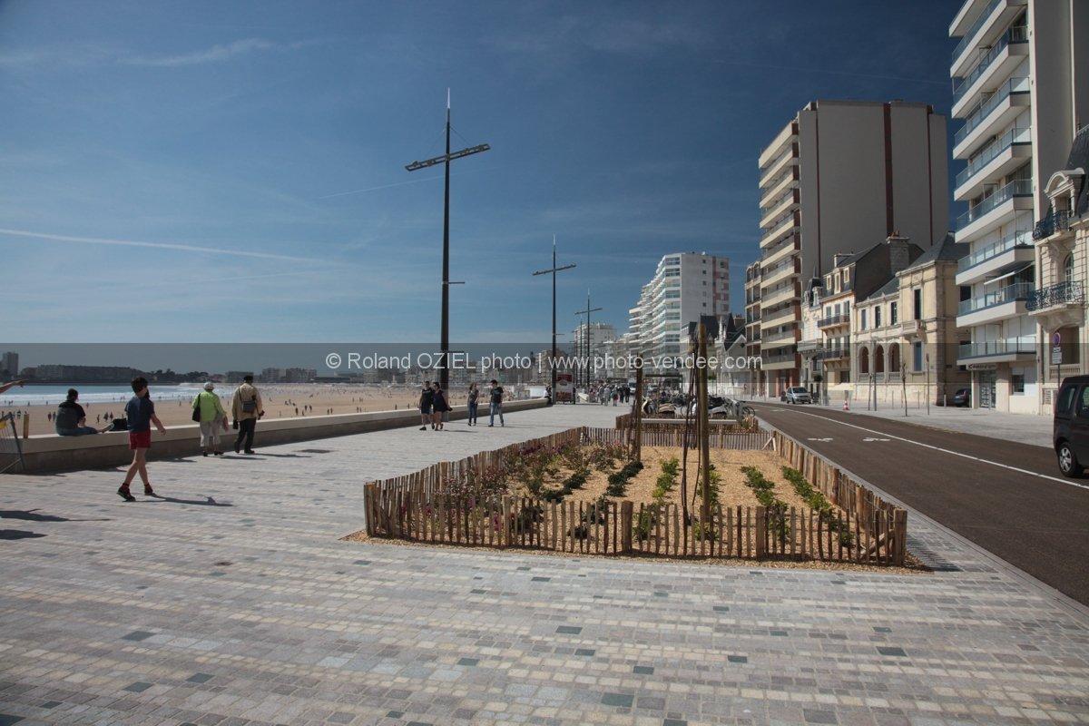 Espace vert sur remblai des sables photo vend e for Offre espace vert