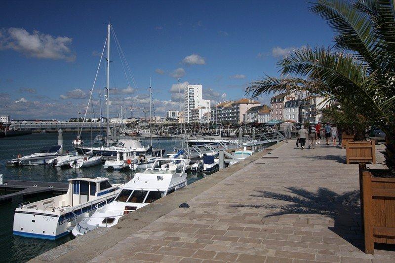 Photo du port des sables d 39 olonne photo vend e - Office du tourisme les sables d olonne ...