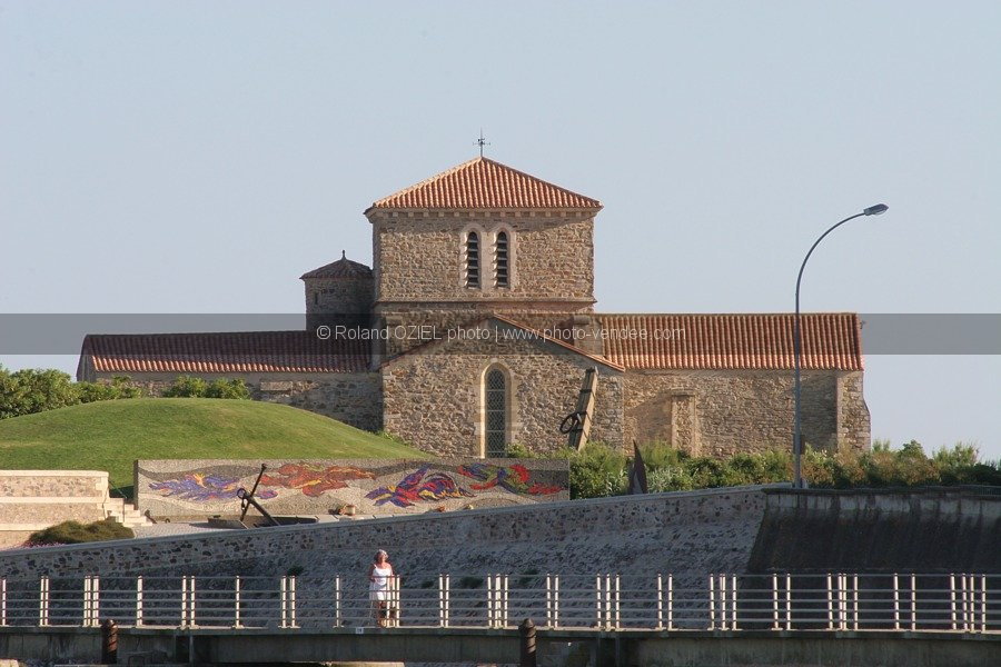 Photo Fort Saint-Nicolas, aux Sables d'Olonne