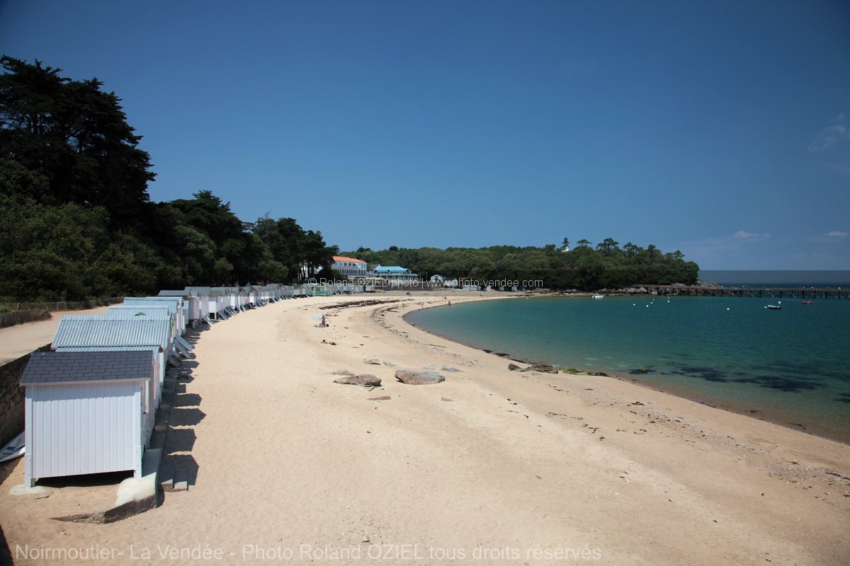 Photo plage du bois de la chaize Noirmoutier Photo Ven # Hotel Du Bois De La Chaize Noirmoutier