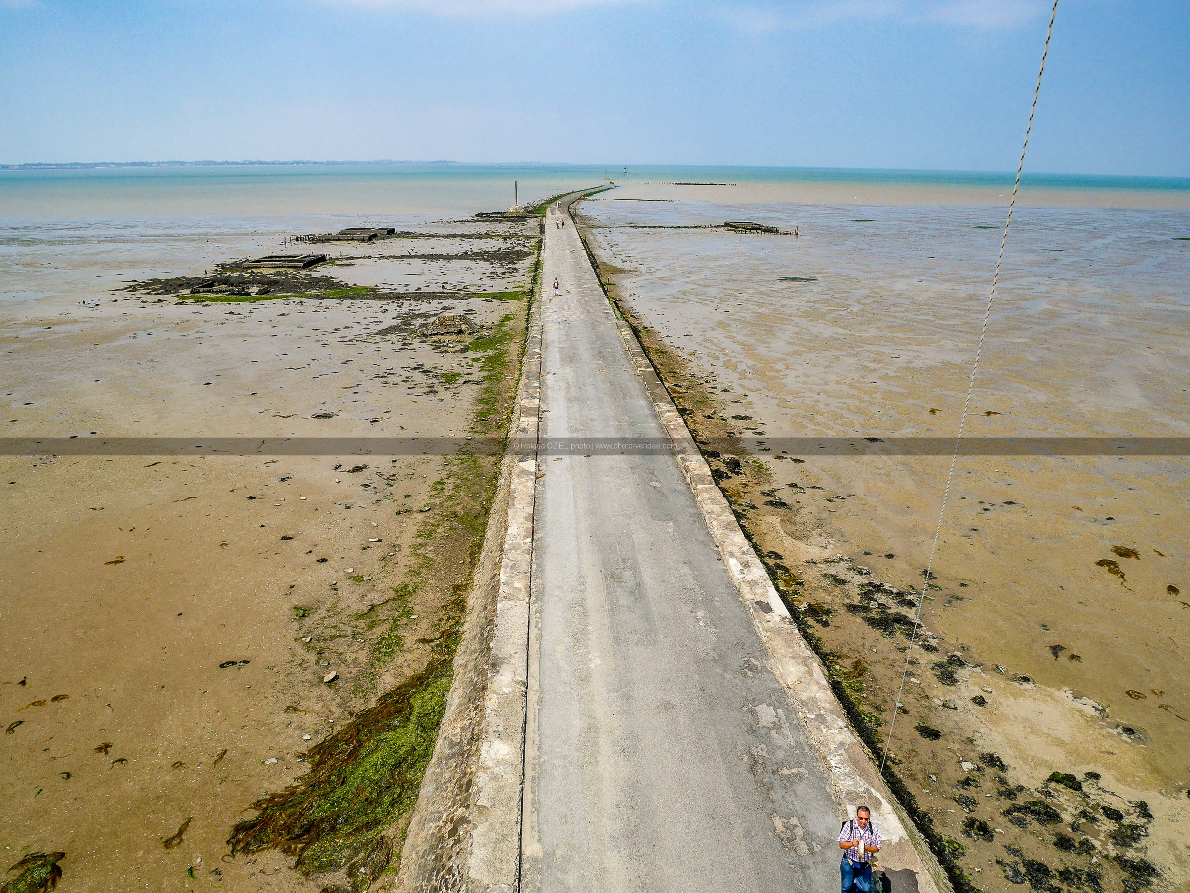 Photo kap passage du gois