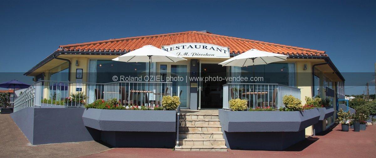 Photo restaurant jean marc p rochon les brisants photo for Tiffauges restaurant