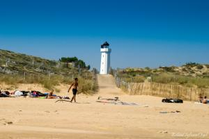 Photo du phare de la tranche sur mer