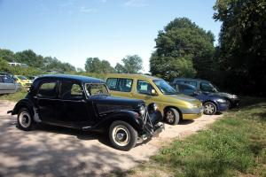 photo citroen traction avant