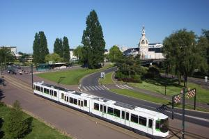 Photo tramway Nantes