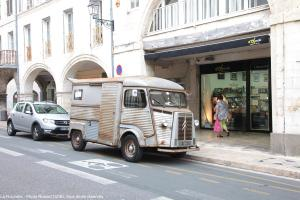 Photo citroen type HY