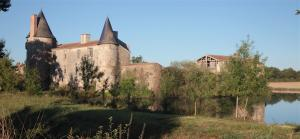 Photo chateau de la greve le matin